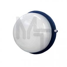 Светильник НПП1301 черный/круг 60Вт IP54  ИЭК LNPP0-1301-1-060-K02