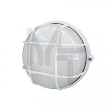 Светильник НПП1302 белый/круг с реш.60Вт IP54  ИЭК LNPP0-1302-1-060-K01