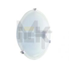 Светильник НПО3231Д белый 2х25 с датчиком движения ИЭК LNPO0-3231D-2-025-K01