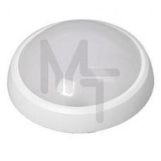 Светильник ДПО 1801Д белый круг пластик LED 12Вт IP54 с ДД LDPO2-1801D-12-1-K01