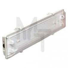 Светильник ЛСП3907A ЭПРА 2х18Вт IP65 ИЭК LLSP3-3907A-2-18-K03