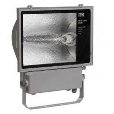 Прожектор ГО03-400-02 400Вт E40 серый асимметричный IP65 ИЭК LPHO03-400-02-K03