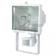 Прожектор ИО150Д(детектор) галоген.белый IP54  ИЭК LPI02-1-0150-K01