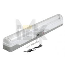 Светильник ЛБА 3924, аккумулятор, 4 ч., 1х20Вт, T8/G13 ИЭК LLBA0-3924-1-20-K01