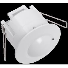 Датчик движения ДД-МВ 301 белый, 1200Вт, 360 гр.,8М,IP20,IEK LDD11-301MB-1200-001