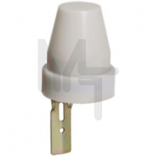 Фотореле ФР 601 серый, макс. нагрузка 2200 ВА IP44 IEK LFR20-601-2200-003