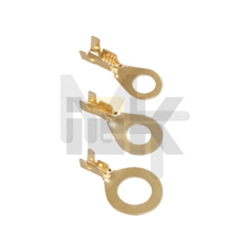 Наконечник НК 0,5-0,8 кольцо 3,1 мм (100 шт) ИЭК UEN30-D31-05-08