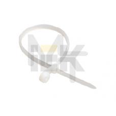 Хомут с отверстием для крепления ХОК3,5х150 (100шт/упак) ИЭК UHH40-4-150-100