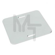 Бирка кабельная У-134 (квадрат 55х55 мм) IEK UZMA-BIK-Y134-S