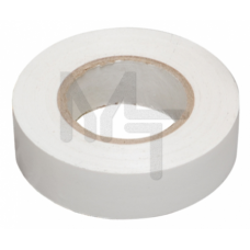 Изолента 0,18х19 мм белая 20 метров ИЭК UIZ-20-10-K01