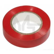 Изолента 0,18х19 мм красная 20 метров ИЭК UIZ-20-10-K04