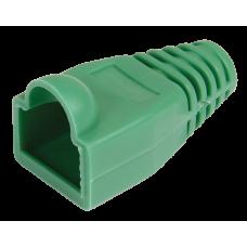 ITK Колпачок изолирующий для разъема RJ-45, PVC, ЗЕЛЕНЫЙ CS4-12