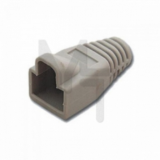 ITK Колпачок изолирующий для разъема RJ-45, PVC, СЕРЫЙ CS4-11