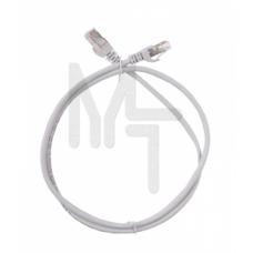 ITK Коммутационный шнур (патч-корд), кат.5Е UTP, 3м, серый PC01-C5EU-3M