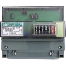 Счетчик Меркурий 231 AM-01 (3ф, мех, на DIN) Ц030931