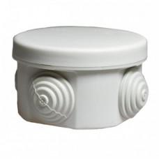 Коробка распределительная 40-0100 для о/п безгалогенная (HF) 65х40 (200шт/кор) Промрукав 40-0100