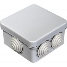 Коробка распределительная 40-0200 для о/п безгалогенная (HF) 70х70х40 (132шт/кор) Промрукав 40-0200