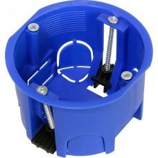 Коробка установочная ГСК 80-0600 безгалогенная (HF) 68х45 (200шт/кор) Промрукав 80-0600