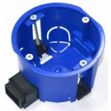Коробка установочная ГСК 80-0600П безгалогенная (HF) 68х45 (200шт/кор) Промрукав 80-0600П