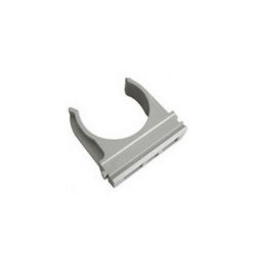 Крепёж-клипса для труб д.40 мм ПС Промрукав 15 шт/уп (300 шт/кор) 02740