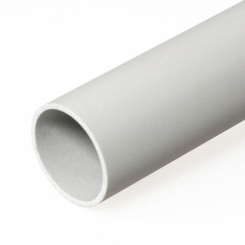 Труба жесткая ПВХ 3-х метровая легкая атмосферостойкая д50 (30м/уп) Промрукав PR.01450