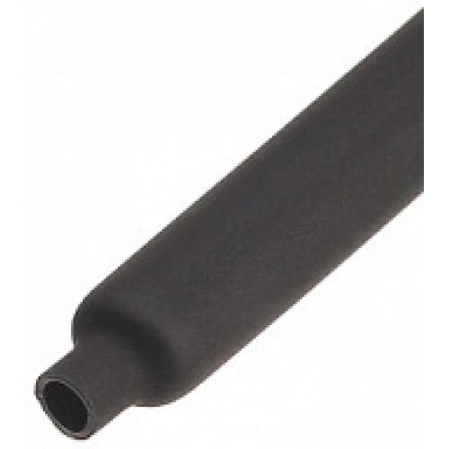 Термоусадочная трубка ТУТнг- 4/2 черная (КВТ) 60086