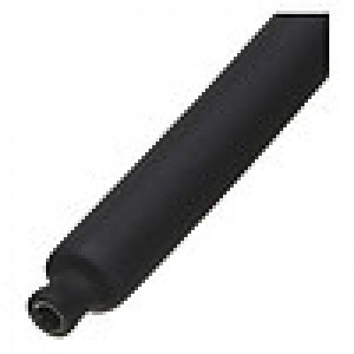 Термоусадочная трубка с коэффициентом усадки 2:1 ТУТнг-LS-10/5, черн (КВТ) 60090
