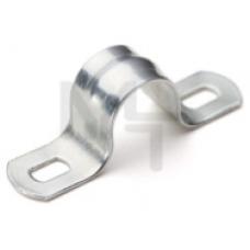 Скоба металл. двухлапковая СМД 31-32 (50шт) (Fortisflex) 49378