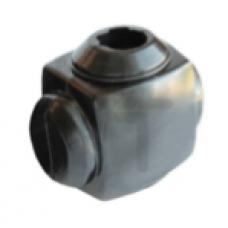 Ответвительный сжим (орех) У731М (4-10 мм.кв. 1,5-10 мм.кв.) EKF PROxima oreh-4-10