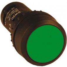 Кнопка SW2C-11 возвратная зеленая NO+NC EKF PROxima sw2c-11s-g