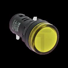 Матрица светодиодная AD16-22HS желтая EKF PROxima ledm-ad16-o