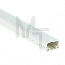 Канал кабельный (20х10) (96м.) Plast EKF PROxima kk-20-10