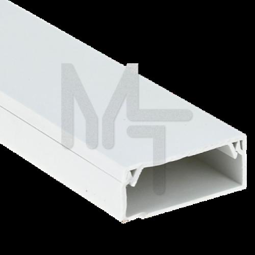 Канал кабельный (80х40) (12м.) Plast EKF PROxima kk-80-40