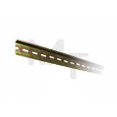 DIN-рейка перфорированная  (200мм.) EKF PROxima. adr-20