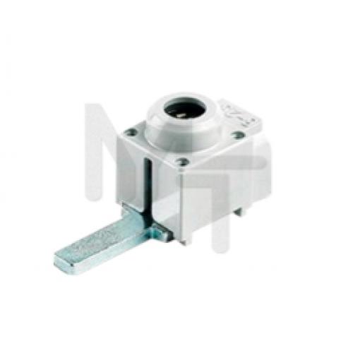 Зажим под проводник для совместного подключения с шиной PIN под переднее соединение (100 шт/упак.) EKF PROxima ck-f