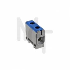 Клемма силовая вводная КСВ 16-50 синяя EKF PROxima plc-kvs-16-50-blue