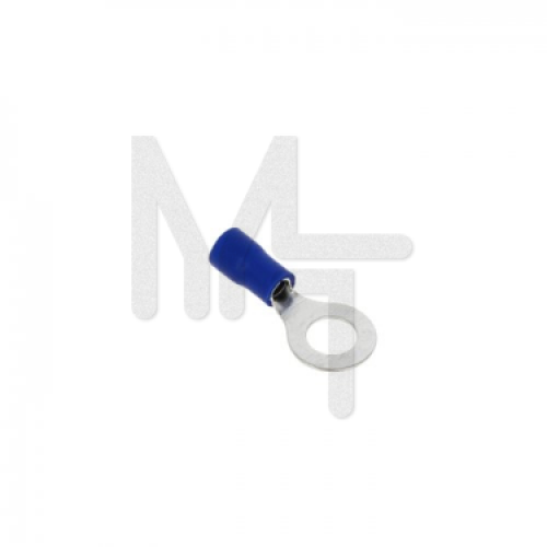 Наконечник кольцевой изолированный НКИ 2-6 (50шт.) EKF PROxima nki-2-6n