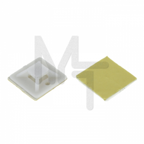 Площадка самоклеящаяся (25х25мм.) (100шт.) EKF PROxima plc-25x25