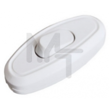 Переключатель бра бел. 6А 250В EKF PROxima APB6-10