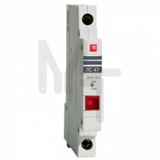 Лампа сигнальная ЛС-47 (красная) EKF PROxima mdla-47-r-pro