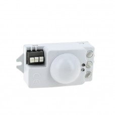 Микроволновый датчик движения бел. 1000Вт 360гр. до 8м IP20 MW-700 EKF PROxima dd-mw-700