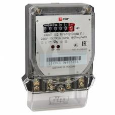 Счетчик электрической энергии СКАТ 102М/1-10(100) Ш П1 EKF PROxima 10202