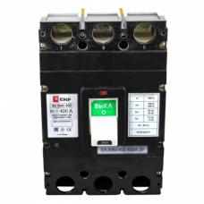Выключатель автоматический ВА-99М 400/400А 3P 42кА EKF Basic mccb99-400-400m