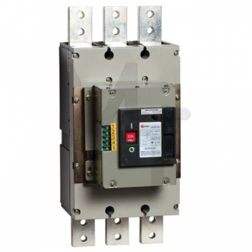 Выключатель автоматический ВА-99М 1250А 3P 35кА с электроприводом EKF Basic mccb99-1250m