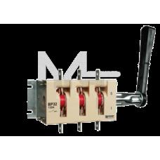 Выключатель-разъединитель ВР32У-37B71250 400А 2 направ.с д/г камерами съемная левая/правая рукоятка MAXima EKF PROxima uvr32-37b71250