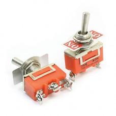 Выключатель-тумблер 1121 вкл-вкл 1 группа контактов (25шт/упак) ЭНЕРГИЯ Е1103-0002
