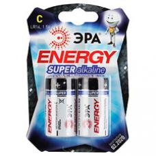 Батарейки ЭРА LR14-2BL C 2шт/уп C0038444
