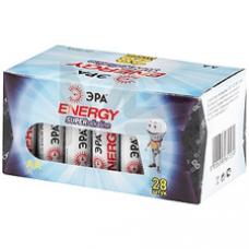 Батарейки ЭРА LR6 box АА 28шт/уп Б0002910