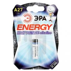 Батарейки ЭРА А27-1BL 1шт/бл C0038442