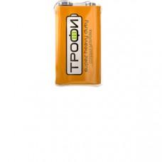 Батарейки Трофи 6F22 крона NEW S1 10шт/уп C0033717